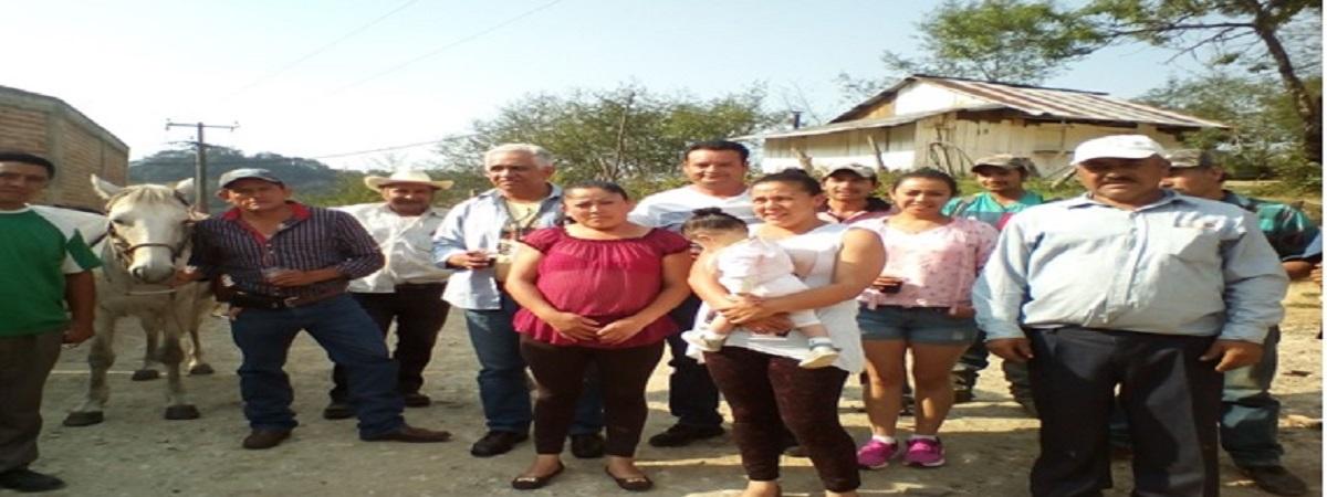 Construcción de 50 Viviendas SEDESOL 2018