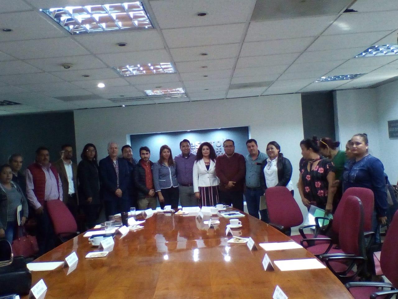 Reunión con Presidentes Municipales SEDESOL