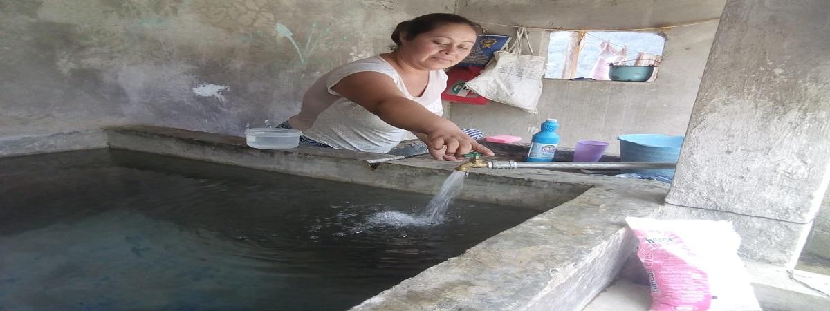 Rehabilitación de la Linea de Conducción y Distribucion de Agua Potable en la Loc. Rinconada 2da seccion