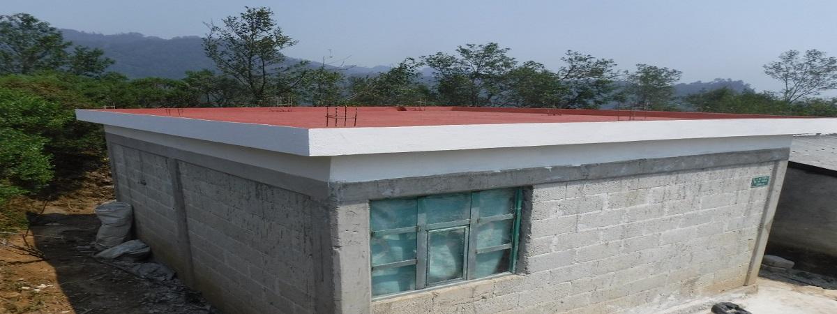 Mejoramiento de Techos a Base de Losa de Concreto en la Loc. Quiahuixcuautla 1ra y 2da Seccion